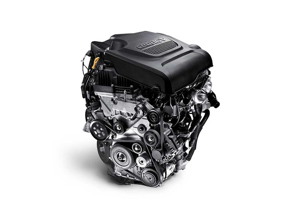Engine Turbo Diesel R 2.2 VGT