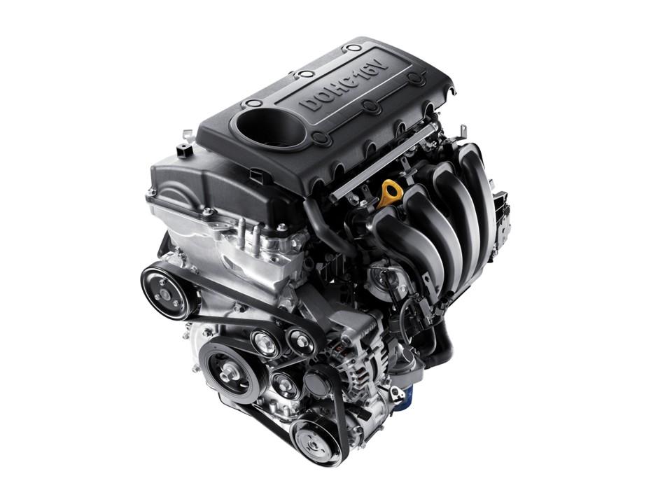 Engine Petrol Theta II 2.4L MPI