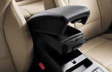 Deluxe center armrest
