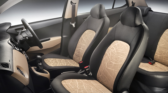 Front & Rear Seat