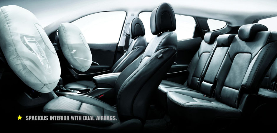 Safety - Dual Airbags