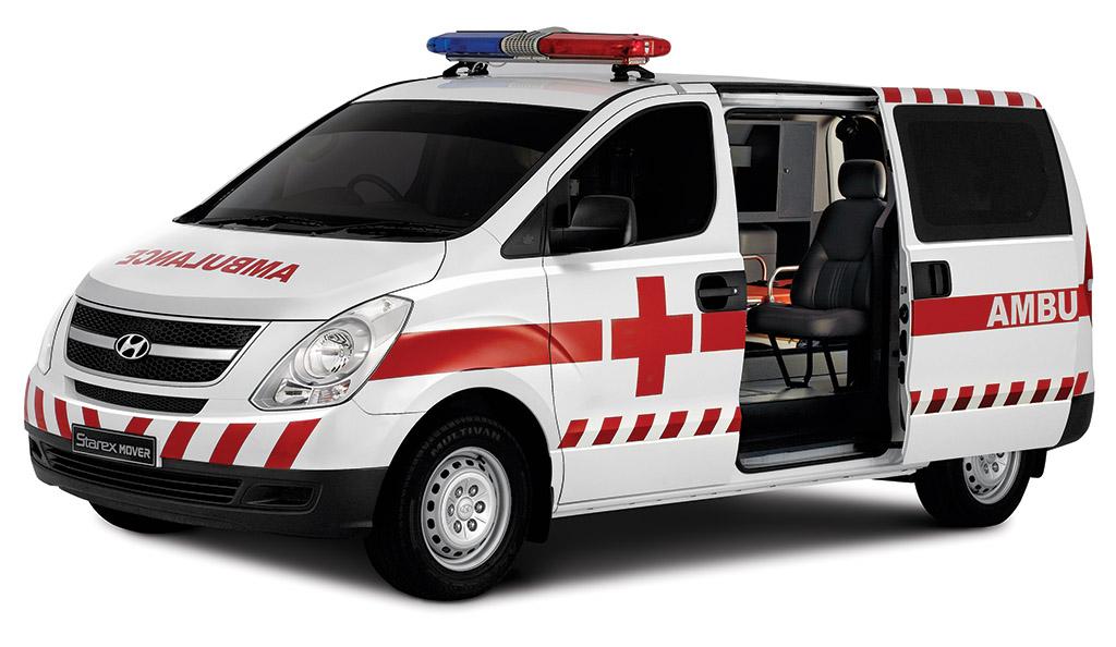 Starex Ambulance