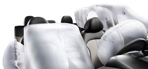Perfect-force airbags